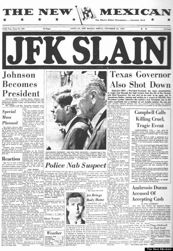 a history of the kennedys assassination The hidden history of the jfk assassination hardcover – november 12,  see and discover other items: history events, john f kennedy biography, john f kennedy,.