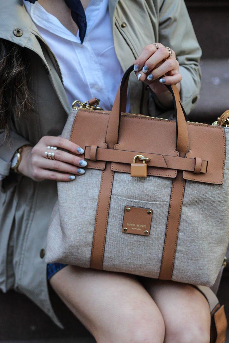 { @henribendel mini backpack // pefect for spring }