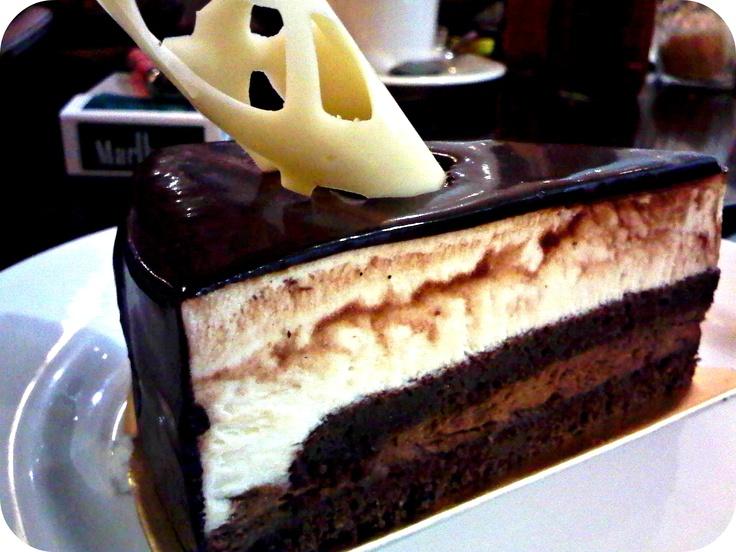 Sumatra cake