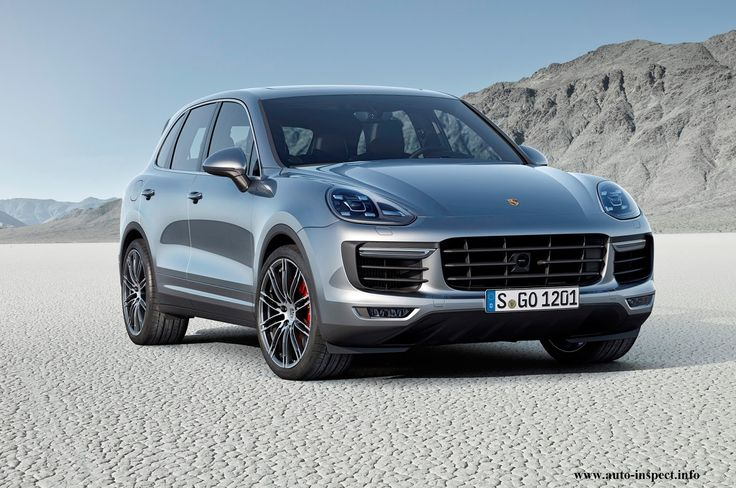 Auto Holdings: Porsche Cayenne