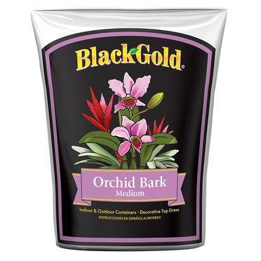 Black Gold Orchid Bark, cu ft