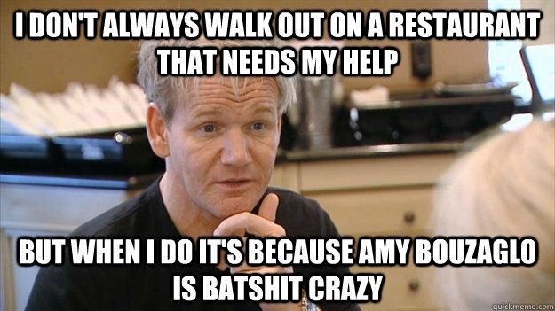 Amys Baking Company memes | quickmeme