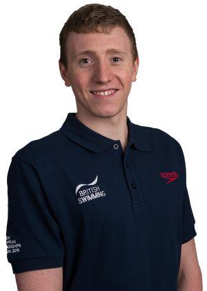 Max Litchfield - Swimming.