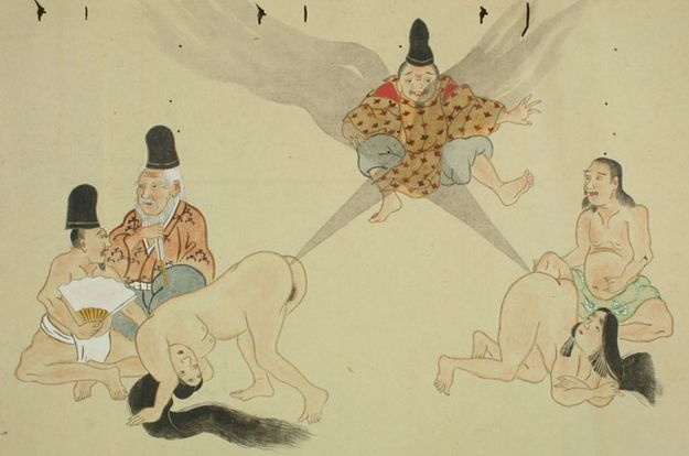 The Great Japanese Fart Wars of 1885