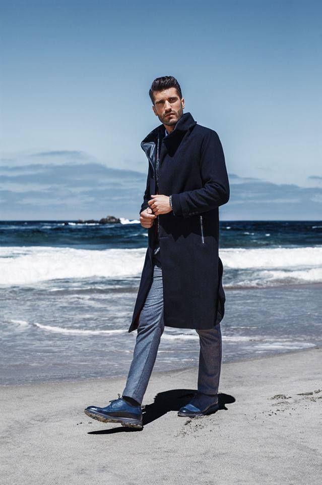 Overcoat (RD - Rúben Damásio)  Cohibas Portugal F/W CAMPAIGN  Photo: JOEL BESSA  Styling: Ricardo Aço Fashion Stylist Model: Edir Rodrigues