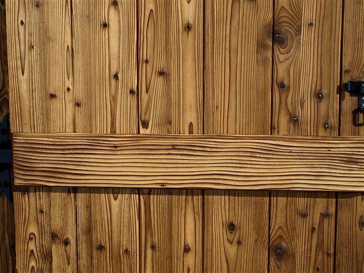 voici une nouvelle photo de ce bois br l bross c 39 est cette fois ci les volets vous en pensez. Black Bedroom Furniture Sets. Home Design Ideas