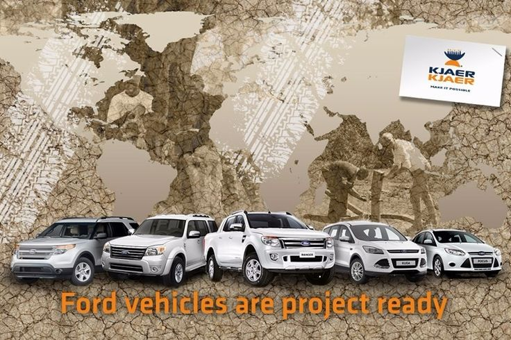 KJAER & KJAER fully understand the challenges people are faced with when operating in different locations, that is why we offer quality vehicles that can conquer the environment! #WhyKjaer http://qoo.ly/gfsiz