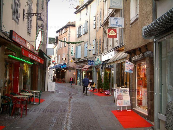 Aurillac - Rue des Frères