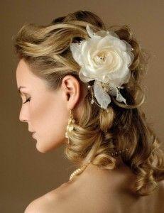 Penteado para madrinha de casamento - Luxos e Luxos