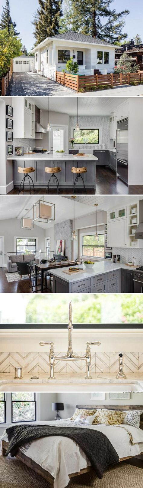 A Napa Valley Cottage Designed By Lindsay Chambers. Small House Interior ...