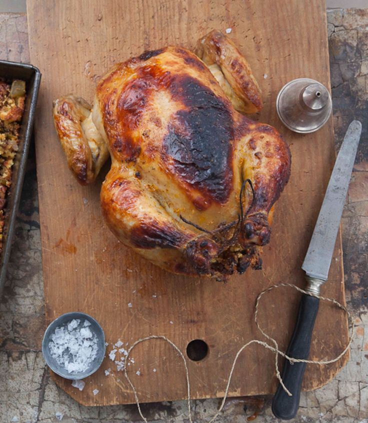Pati Jinich's Mexican Thanksgiving Turkey — Cookbook Recipe