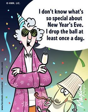 LIFE'S A DASH OF THIS-N-THAT: NEW YEAR'S EVE HUMOR
