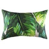 Tropical Cushion 35x55cm Green