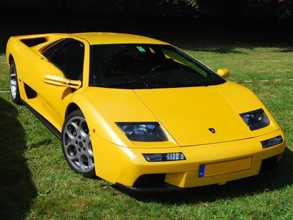 83. Lamborghini Diablo (1990–2001)  The Diablo succeeded the famous Countach, and features even more wild speed and impracticality than its predecessor. Luckily, its design has done a better job standing the test of time.