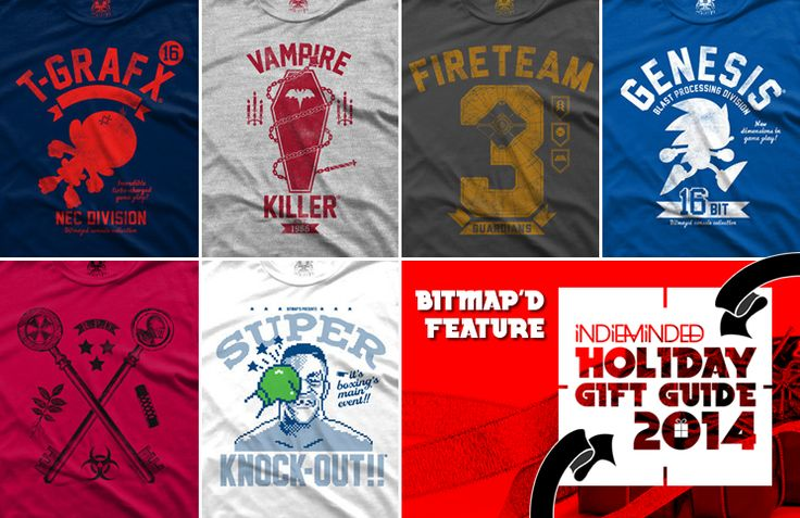 IM Holiday Gift Guide: Bitmap'd Feature