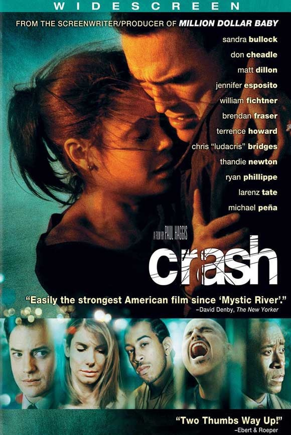 Crash Los Angeles citizens with vastly separate lives collide in interweaving stories of race, loss and redemption.