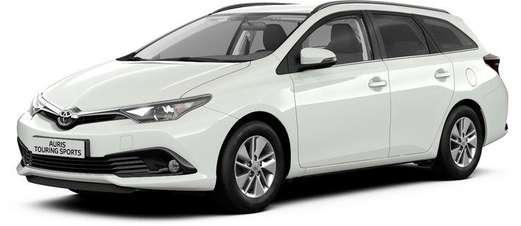 Toyota Auris Touring Sports-Gasolina-Diésel-Híbrido