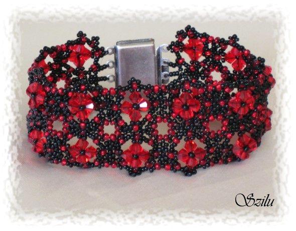 free pattern schema for bracelet | Beads Magic