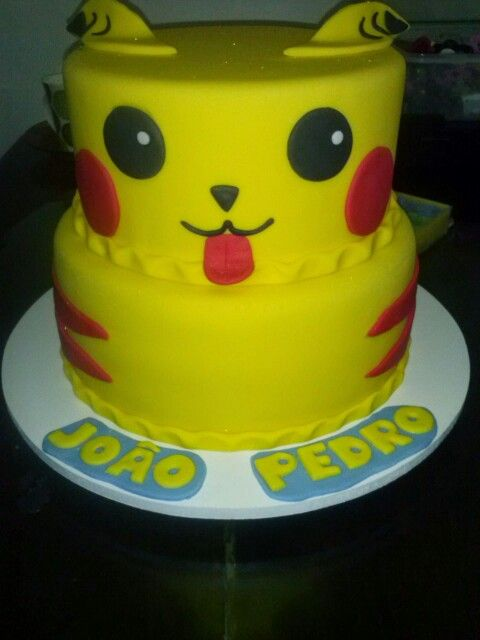 17 best images about dana birthday on pinterest pikachu cake pokemon birthday and birthday cakes. Black Bedroom Furniture Sets. Home Design Ideas