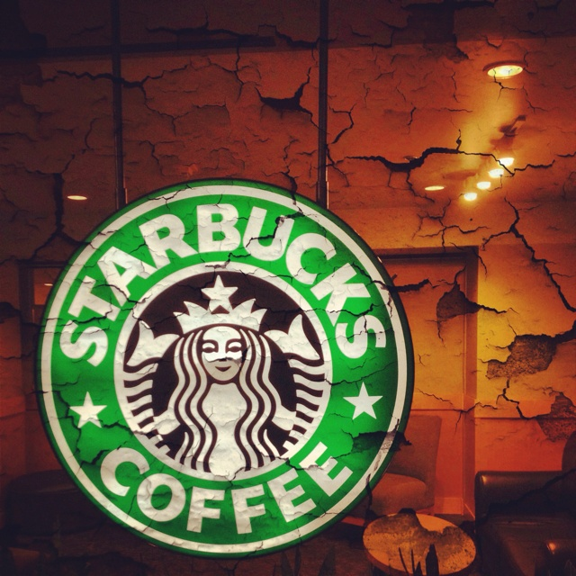 """Starbucks Coffee - """"I'll have a tall Pike Coffee with hazelnut flavoring and cream, and a slice of pumpkin bread warmed up please""""!! ~ That's how I start my morning!"""