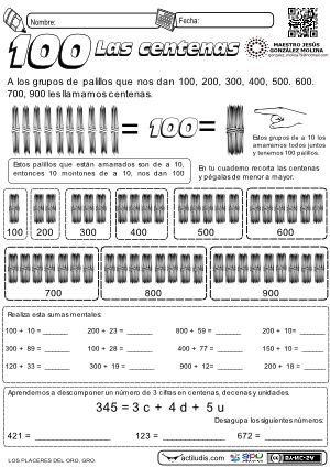 Las centenas (introduccion)