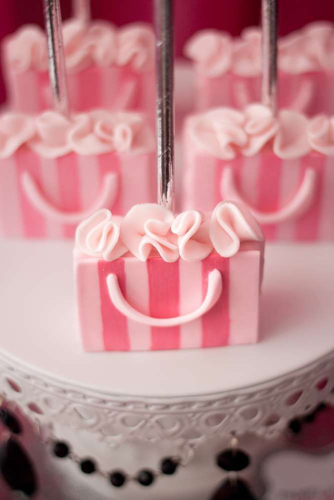 Victoria Secret PINK Birthday Party Ideas 42