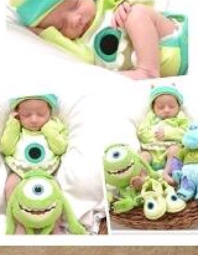 monsters inc baby - Monsters Inc Baby Halloween Costumes
