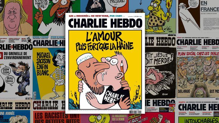 Les Unes de Charlie Hebdo les plus marquantes | Vanity Fair