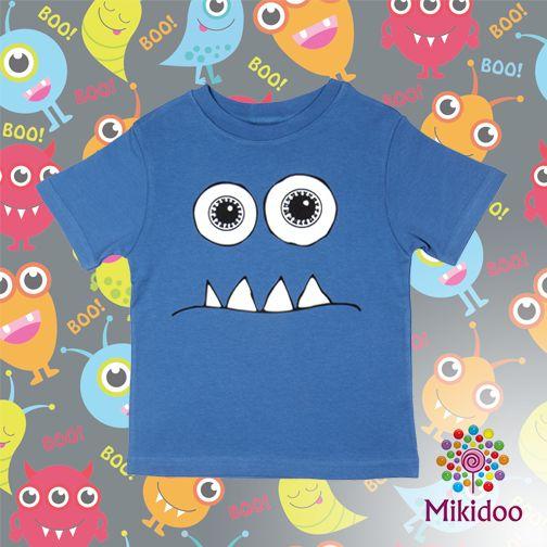 Minnoş canavarlara özel bu tshirt sadece 24.90TL :) https://www.mikidoo.com/Boysy-Monster-Erkek-cocuk-Tisort-d167