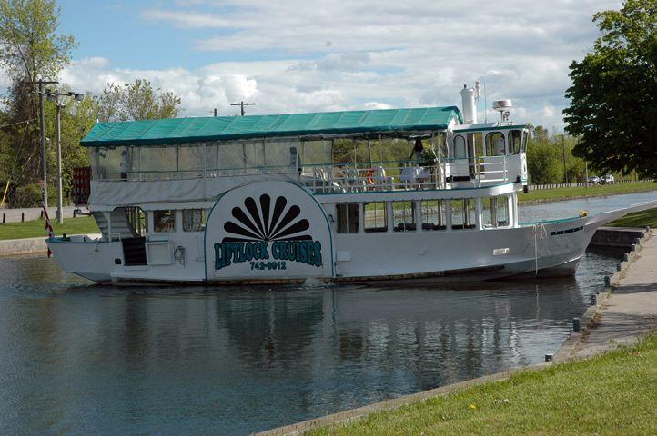 Lift Lock Cruises - Dinner Cruise & Rates