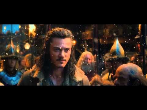 The Hobbit - The Desolation of Smaug Trailer - YouTube. SOOOOO EXCITED!!!