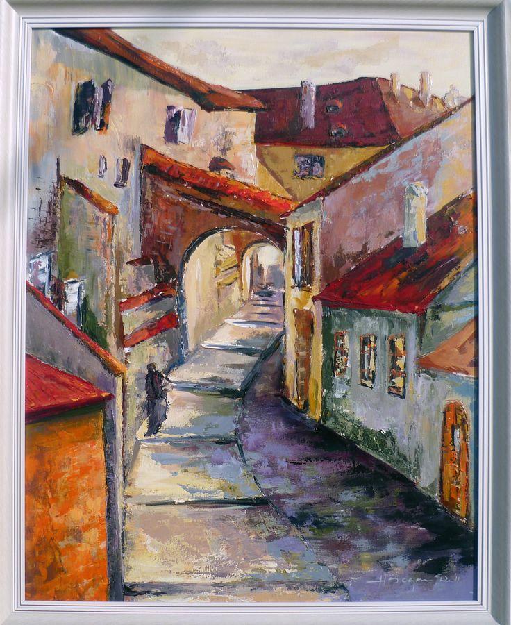 Pasajul scarilor -Sibiu