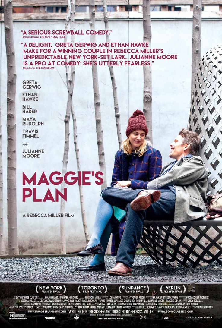 Return to the main poster page for Maggie's Plan