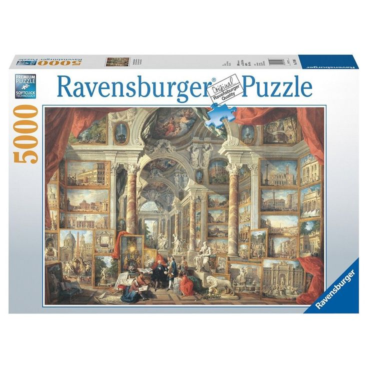 Ravensburger Views of Modern Rome Puzzle - 5000 Pieces