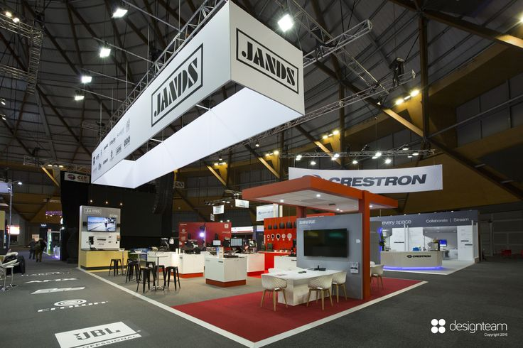 Jands @ Integrate showcases its vast range of products for the audio visual and staging industries, combining innovation with service