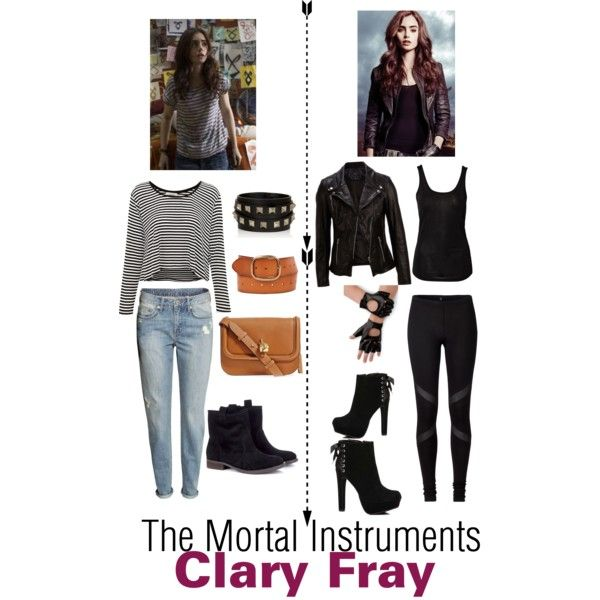 The Mortal Instruments- Clary Fray
