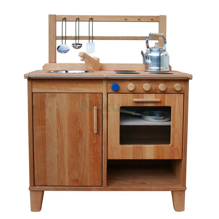 Spielküche Holz, Erle - Schöllner, 224,00 €