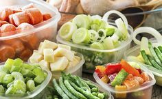 AG Personal Organizer : Como Conservar Frutas / Saladas / Legumes para a S...