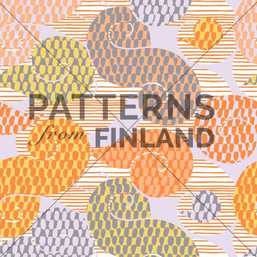 Kahandi Design: Rytmi – Kieppi #patternsfromagency #patternsfromfinland #pattern #patterndesign #surfacedesign #printdesign #kahandidesign