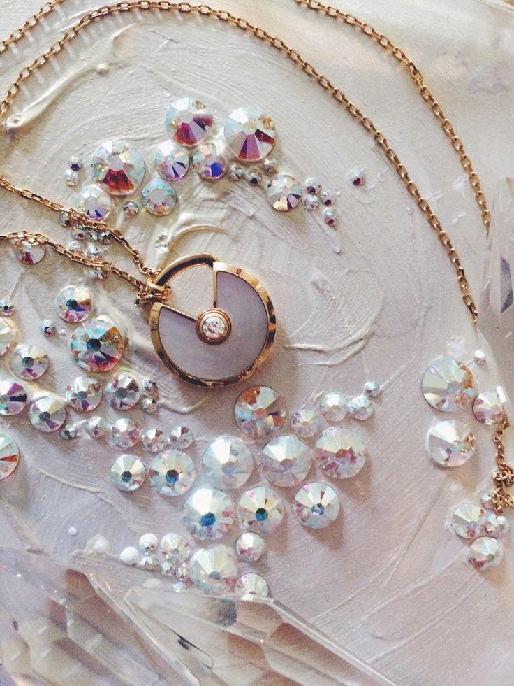#AmulettedeCartier #Cartier Katie from Paper Fashion blog http://paperfashion.net/2014/05/27/amulette-de-cartier/