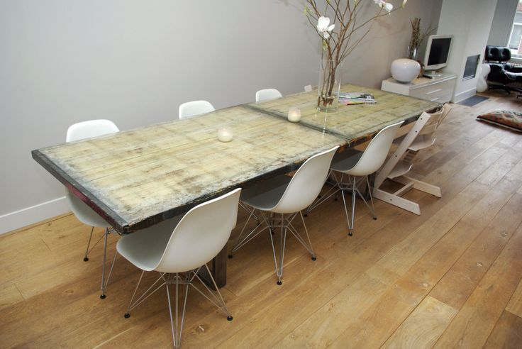 Wendel Design | Tafel whitewash - Wendel Design