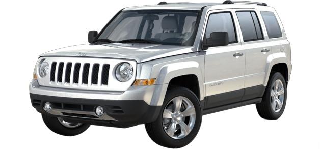 Jeep - Build & Price - Vehicle Summary Jeep patriot w/sunroof; cd/mp3; 22/30 mpg; white w/gray & tan interior $21,870