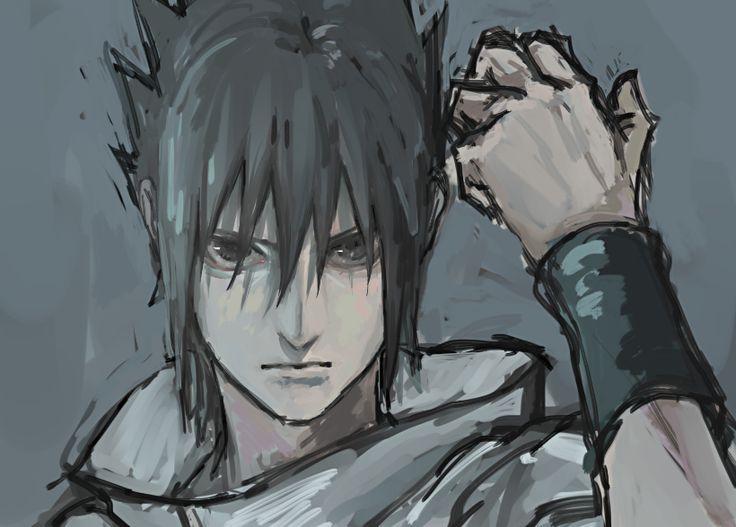 453 best images about uchiha sasuke on pinterest naruto shippuden sasuke chibi and team 7 - Sasuke uchiwa demon ...