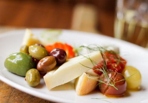 Piatto di fromaggi
