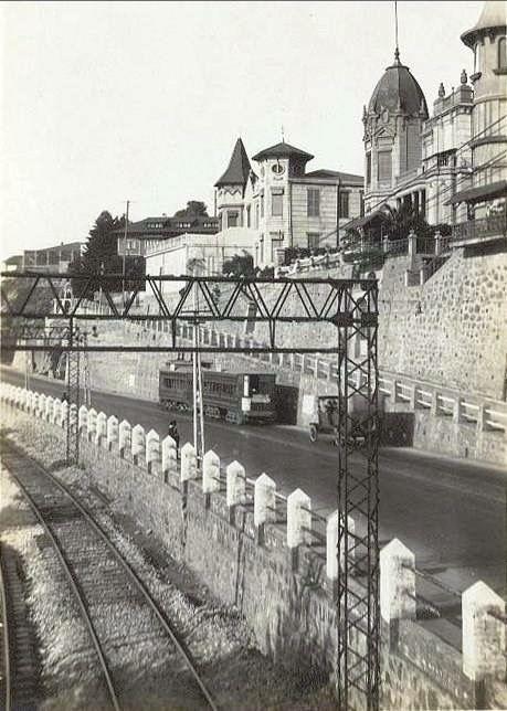 Avenida España, altura de Recreo. Probablemente años 30