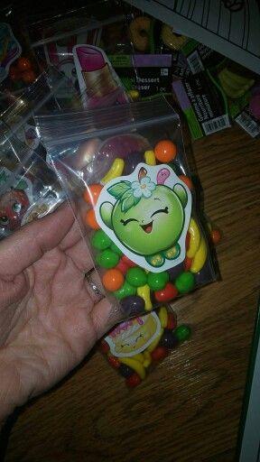 Shopkins treats