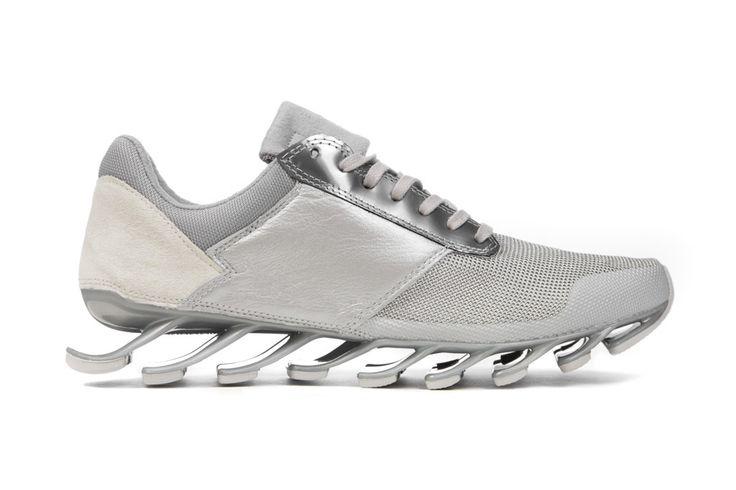 Adidas x Rick Owens Springblade Low - Silver