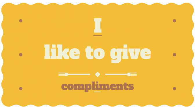 Compliment vs. Complement And how to use them!