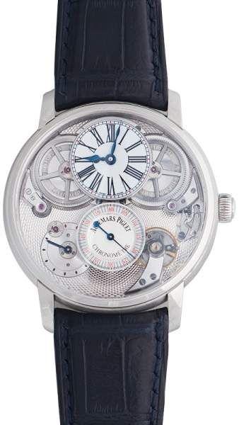 Jules Audemars Chronometer with Escapement Automatic Platinum Men's Watch.  Audemars Piguet watch – search for AP watch can be AP watch men, AP watch price, ap watch for sale or audemar watch. Most expensive watch.