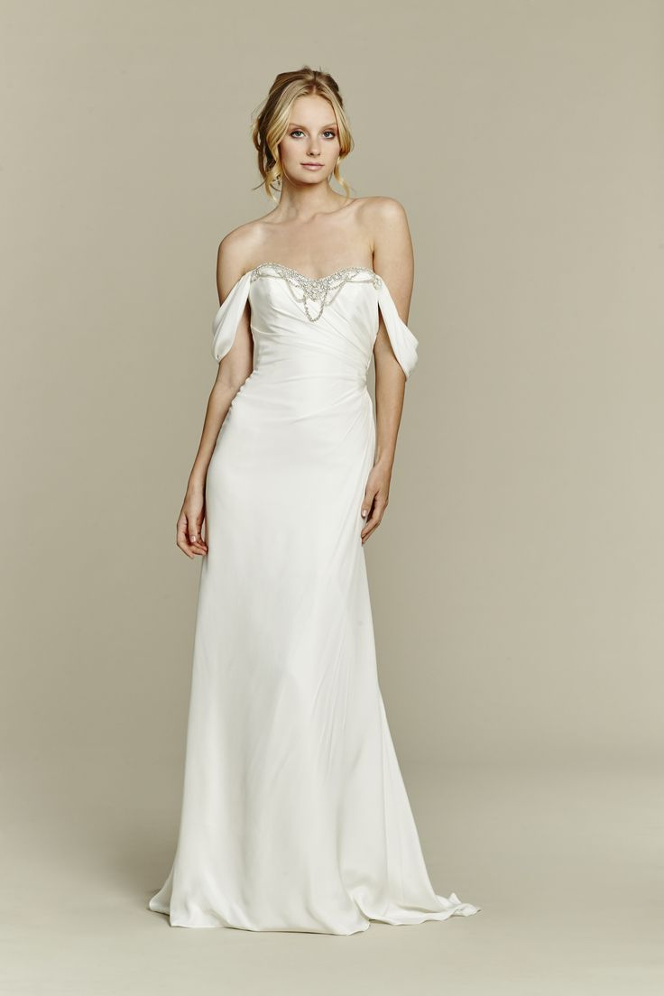Discount hayley paige wedding dresses-8275